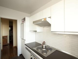 Bright and panoramic 1bdr, steps from Canal St. Martin - Chaumontel vacation rentals