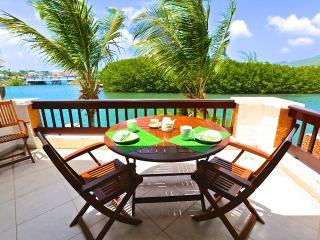 Jade View Duplex directly on  lagoon - Saint Martin-Sint Maarten vacation rentals