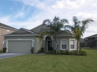 Spacious Four Bed Villa Rental with Private Pool - Davenport vacation rentals