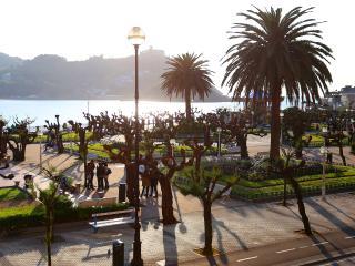 ALDERDI EDER WITH VIEW TO LA CONCHA - San Sebastian - Donostia vacation rentals
