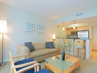 Marenas 1 bedroom apartment directly on the beach - Sunny Isles Beach vacation rentals