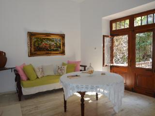 MOLIVOS TOWER - traditional stonehouse villa 1750's - Molyvos vacation rentals