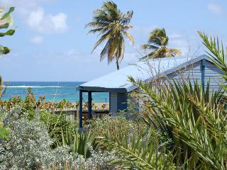 Nice Bungalow with Internet Access and Balcony - Le Moule vacation rentals
