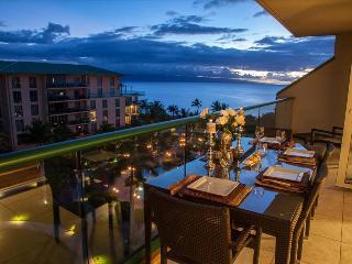 Maui Westside Properties: Hokulani 649 - Great Ocean and Island View Interior Courtyard! - Kaanapali vacation rentals