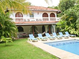 Casa Dorado, Beachfront  4 bedroom Home w/ pool - Playa Grande vacation rentals