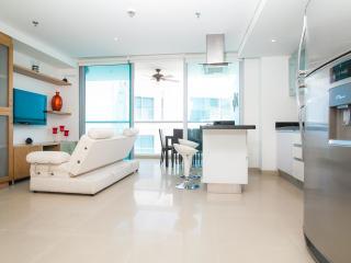 Comfortable 2 Bedroom Seaside Apartment in Cielo Mar - Bolivar Department vacation rentals