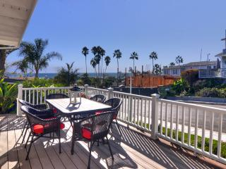 Ocean View Designer Cottage in San Clemente. - Capistrano Beach vacation rentals