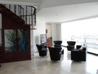 MODERN SPACIOUS 4 BEDROOM PENTHOUSE IN CASTROPOL - Medellin vacation rentals