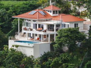 Villa Trou Rolland- Marigot Bay, St Lucia - Marigot Bay vacation rentals