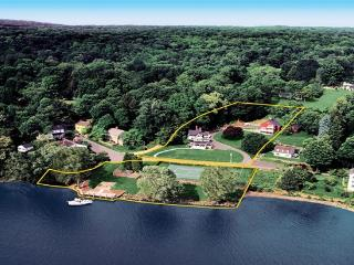 Stunning Waterfront Estate on Connecticut River - Haddam vacation rentals