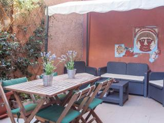 Radio Trastevere Green Terrace Wifi AC - Rome vacation rentals