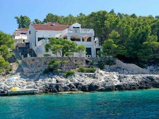 Luxury beachfront villa Flavia - Vela Luka vacation rentals