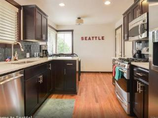 Clean, Spacious, Seattle 3-bedroom! - Seattle vacation rentals