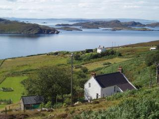 Comfortable House with Satellite Or Cable TV and Water Views - Achiltibuie vacation rentals