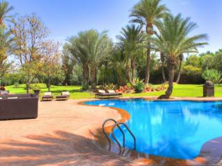 luxury 9 bedrooms in Marrakech palmerai - Marrakech vacation rentals