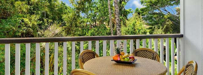 Sunny 2 bedroom Condo in Koloa - Koloa vacation rentals