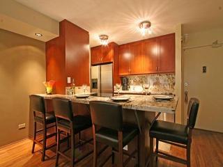 Four Paddle one bedroom with gourmet kitchen, washer/dryer, WiFi and parking! - Waikiki vacation rentals