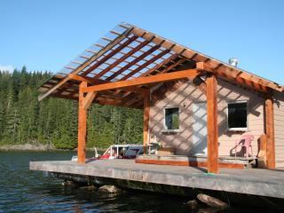 CrabinCabin     South Broughton Telegraph Cove - Telegraph Creek vacation rentals
