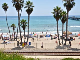 Special May 3-7! Condo 200 yards to beach & pier! - San Clemente vacation rentals