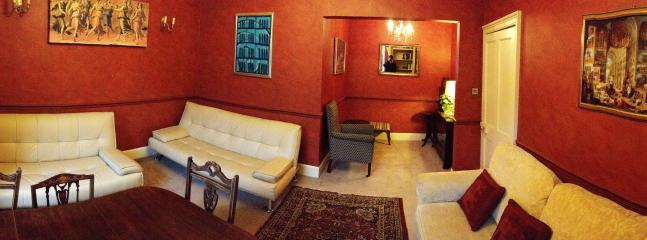 Living room - Edinburgh Centre Apartment - Edinburgh - rentals