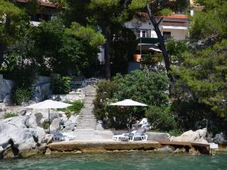 Beachside Apartment -Villa Bova - Croatia - Trogir vacation rentals