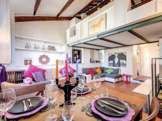 Rainbow Penthouse Rome Trastevere - Rome vacation rentals