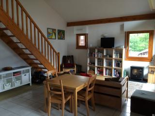 Large Duplex Apartment with Mountain Views - Les Carroz-d'Araches vacation rentals