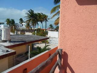 4 bed 3 bath house 2nd row from the beach - Chelem vacation rentals