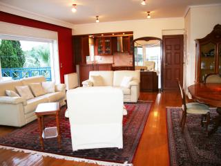 Athens Riviera  seaside penthouse apart. with pool - Athens vacation rentals