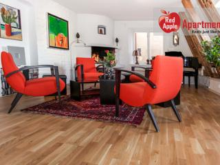 Modern Penthouse Flat in Old Town 17th Century Building - 5719 - Stockholm vacation rentals
