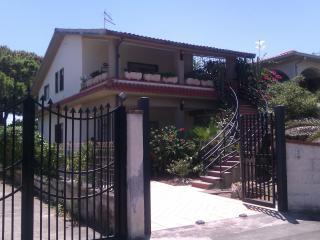 villa mare Agnone Bagni (SR) fra Catania e Siracus - Augusta vacation rentals