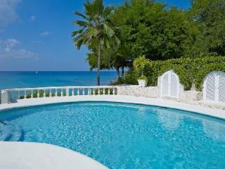 Elegant beachfront villa Whitegates set in tropical garden with private beach access, pool & staff - The Garden vacation rentals