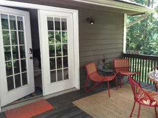 2 bedroom Condo with Deck in Candler - Candler vacation rentals