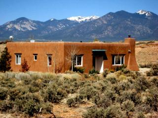 A Hidden River House - Taos vacation rentals