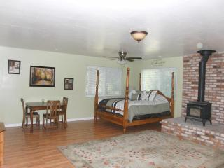 Natures Niche Sunny Studio in town 9 m to Yosemite - Oakhurst vacation rentals