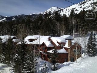 Ski in and out from this private community at the base of Jackson Hole! - Jackson vacation rentals