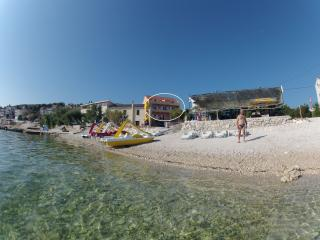 Apartment Bela A2 - New apartment (2013) by the sea - Island Ciovo vacation rentals