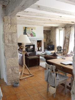 Mouledou  La Maison - farmhouse with private pool - Penne d'Agenais vacation rentals