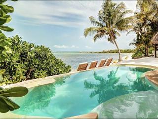 Casa del Agua - Full Staffed Beach Haven in Gated Community! - Puerto Aventuras vacation rentals