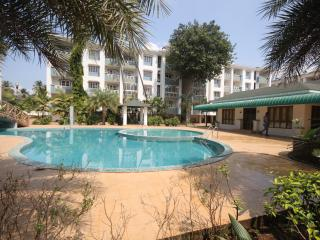 Colva 2bhk Luxury Apartment Akar Excelsior - Colva vacation rentals