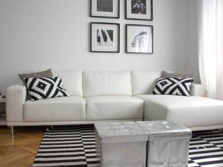 Apartment Black&white - Zagreb vacation rentals