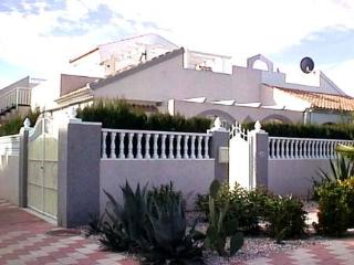 Great location semi detached Villa with pool 254 - Los Alcazares vacation rentals