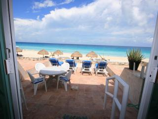 Lovely Villa 4, Open for Vacation rentals! At  Solymar Cancun Condo - Cancun vacation rentals
