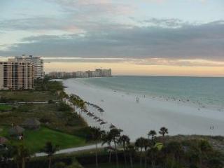 View From Balcony - GV 807 - Gulfview Condominium - Marco Island - rentals