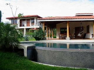 Comfortable home- walk to beach, cable tv, kitchen, a/c, private pool - Tamarindo vacation rentals