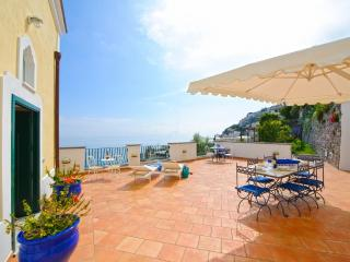 Villa with garden and sea view - V725 - Praiano vacation rentals
