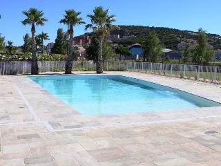 Beautiful New Villa beside beach with heated pool - Sete vacation rentals