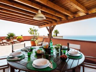 Casa San Domenico,terrace with sea view - Taormina vacation rentals
