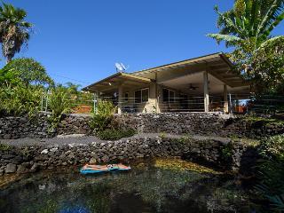 Luana Hideaway - Pahoa vacation rentals