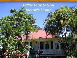 Haiku Plantation,  4 Bedroom 1870s  Historic Home - Haiku vacation rentals